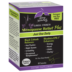 Menopause Relief Plus | Menopause Relief Plus Terry Naturally