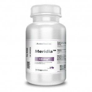 Meridia 15 mg