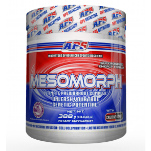 Mesomorph V3 Grape 388 Grams 25 Servings