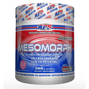 Mesomorph V3 Tropical Punch 388 Grams 25 Servings