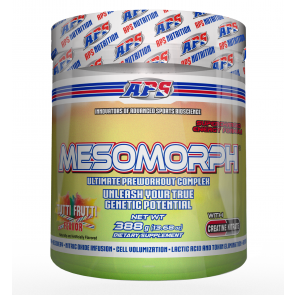 APS Mesomorph V3 Tutti Fruti 338 Grams 25 Servings