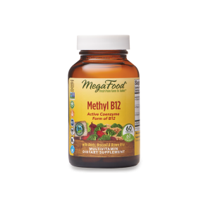 MegaFood Methyl B12 60 Tablets