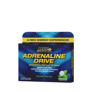 Adrenaline Drive Spearmint