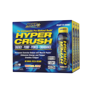 Hyper Crush RTD Tropical Punch