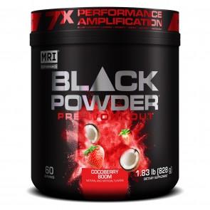 MRI Performance Black Powder Cocoberry Boom 60 Servings