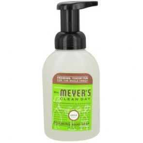 Mrs. Meyer's - Clean Day Foaming Hand Soap Apple Scent - 10 oz