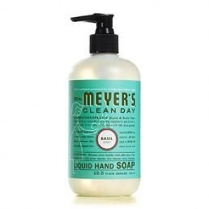 Mrs. Meyer's Clean Day® Liquid Hand Soap Basil 12.5 fl oz