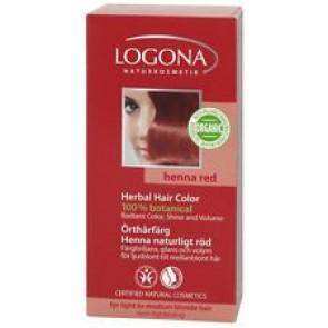 Logona Pure Vegetable Hair Color Mahogany