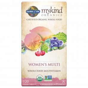 myKind Women's Multi 120 Vegan Tablets