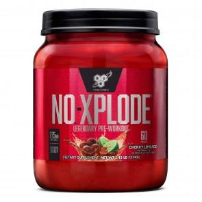 BSN N.O. Xplode Pre-Workout Igniter Cherry Limeade 2.45 lbs