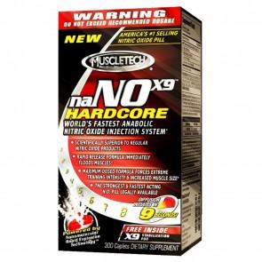 Muscletech Nano X9 Hardcore 300 Caplets