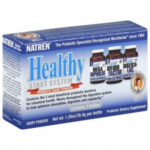 NATREN HEALTHY START SYSTEM WITH DAIRY