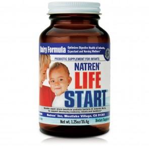 Natren Life Start Dairy Powder for Infant 1.25 oz