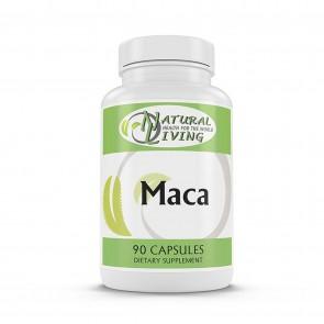 Natural Living Maca 625mg 90 Capsules