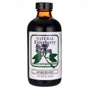 Natural Sources Elderberry Concentrate 8 fl oz