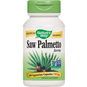 Nature's Way Saw Palmetto 100 Capsules