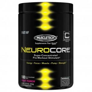 Muscletech NeuroCore Fruit Punch 100 Servings