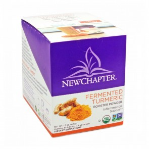 New Chapter Fermented Turmeric 1pk