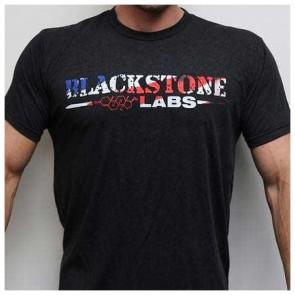 "BlackStone Labs Tees ""Make Bodybuilding Great Again"" L"