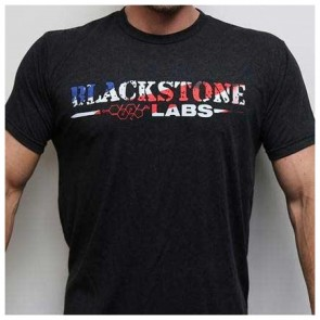 "BlackStone Labs Tees ""Make Bodybuilding Great Again"""