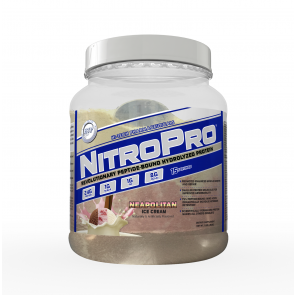 Hi-Tech NitroPro Neapolitan Ice Cream 1 lbs
