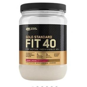 Optimum Nutrition Gold Standard FIT 40 Cherry Limeade 11.3 oz