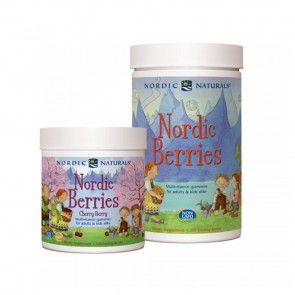Nordic Berries | Nordic Berries Multivitamin