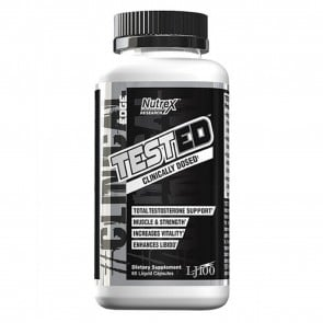 Nutrex Tested 60 Capsules