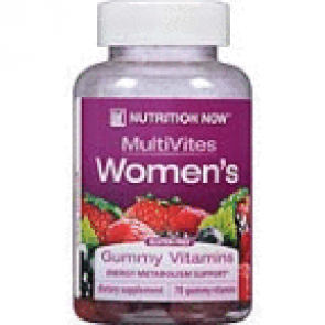 Nutrition Now Womans Vitamin Gummy 70ct