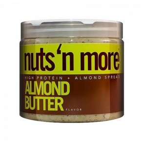 Nuts 'N More High Protein Almond Spread Almond Butter, 16 Ounce