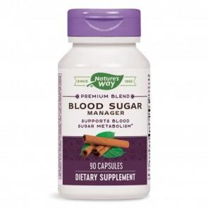 Nature's Way Blood Sugar 90 Capsules