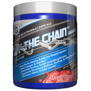 Hi Tech Pharmaceuticals Off The Chain Fruit Punch 10.58 oz