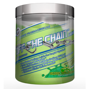 Hi Tech Pharmaceuticals Off The Chain Green Apple Candy 10.58 oz