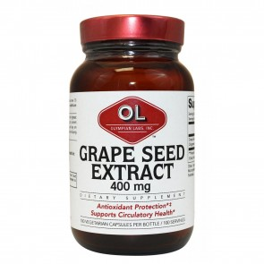 Olympian Labs Grape Seed Extract 400mg