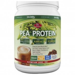 Olympian Labs Pea Protein Rich Chocolate 500 Grams