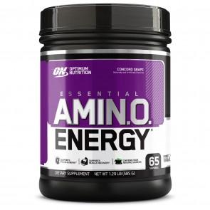 Optimum Nutrition Essential AmiN.O. Energy Grape 65 Servings
