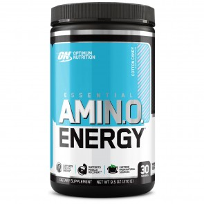 Optimum Nutrition Amino Energy Cotton Candy 30 Servings