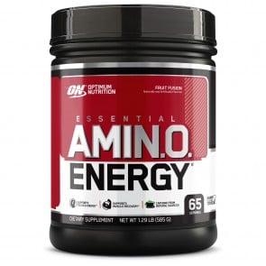 Optimum Nutrition Essential AmiN.O. Energy Fruit Fusion 65 Servings