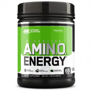 Essential AmiN.O. Energy Green Apple 65 Servings by Optimum Nutrition