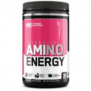 Optimum Nutrition Essential AmiN.O. Energy Juicy Strawberry Burst 30 Servings