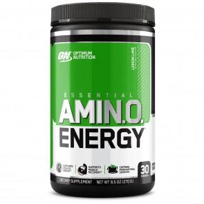Optimum Nutrition Essential AmiN.O. Energy Lemon Lime 30 Servings
