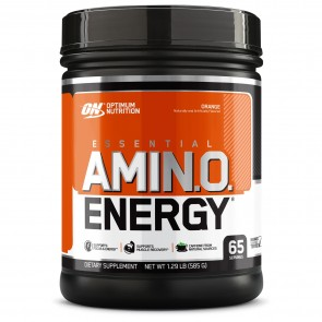 Optimum Nutrition Essential AmiN.O. Energy Orange 65 Servings
