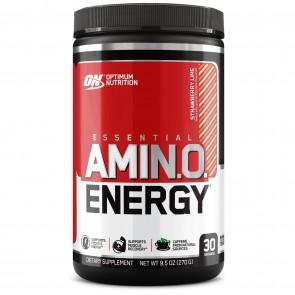 Optimum Nutrition Essential AmiN.O. Energy Strawberry Lime 30 Servings