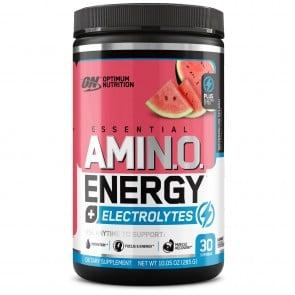 Optimum Nutrition Amino Energy Electrolytes Watermelon Splash 30 Servings