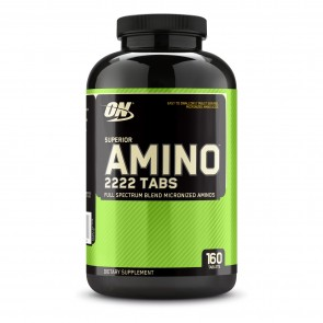 Amino 2222 by Optimum Nutrition 160 Tablets
