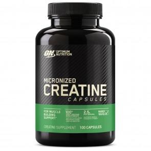 Optimum Nutrition Creatine 2500 100 Capsules