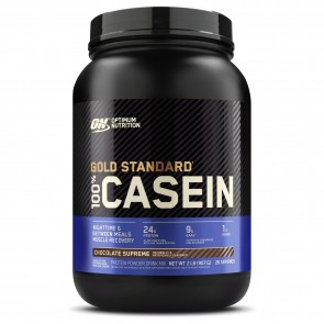 Optimum Nutrition Gold Standard 100% Casein Chocolate Supreme 2 lbs