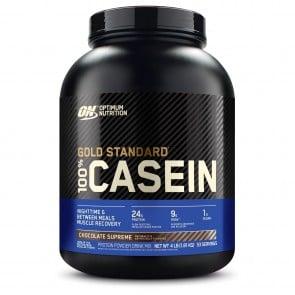 Optimum Nutrition Gold Standard 100% Casein Chocolate Supreme 4 lbs