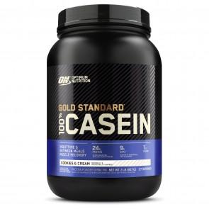 Optimum Nutrition Gold Standard 100% Casein Cookies & Cream 2 lbs