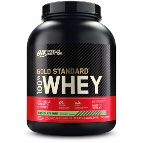 Optimum Nutrition Gold Standard 100% Whey Chocolate Mint 5 lbs
